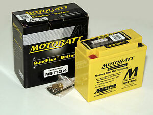 Motobatt-Gel-Batterie-Suzuki-VS-1400-Intruder-VL-1500-4-Pole-mit-19AH-MBTX16U