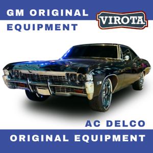 ACDelco 23100249 GM Original Equipment Front Driver Side Power Window Regulator Motor