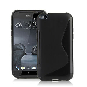 NEW-S-CURVE-GEL-TPU-CASE-COVER-FOR-HTC-ONE-X9-X10