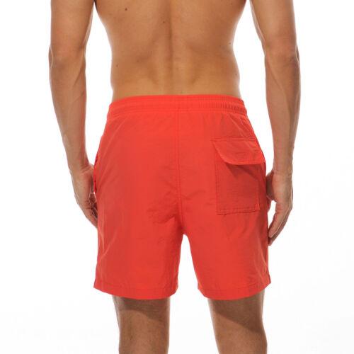 Mens Beach Board Shorts Surf Swimwear Trunks Running Sports Underpants Quick-dry