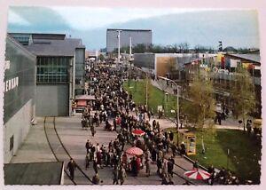 AK Postkarte Hannover Messe mit den Hallen Feinmechanik & Chemie und Kunststoffe - Münster, Deutschland - AK Postkarte Hannover Messe mit den Hallen Feinmechanik & Chemie und Kunststoffe - Münster, Deutschland