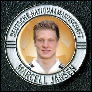DFB Chip zur WM 2006 Marcell Jansen