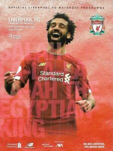 Liverpool-v-Manchester-United-19th-January-2020-Match-Programme-2019-2020