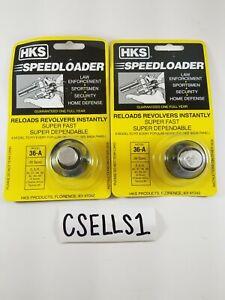 #.02 Count 36 A HKS Revolver Speedloader