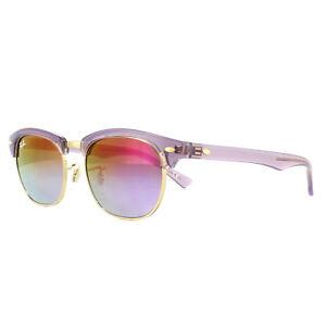 Ray-Ban-Junior-Gafas-de-Sol-9050S-7036A9-Violet-Violet-Degradado-Espejo-47mm