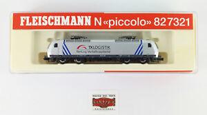 Fleischmann N 82 7321 - E-lok Br 145    Ovp Top!  tx Logistik