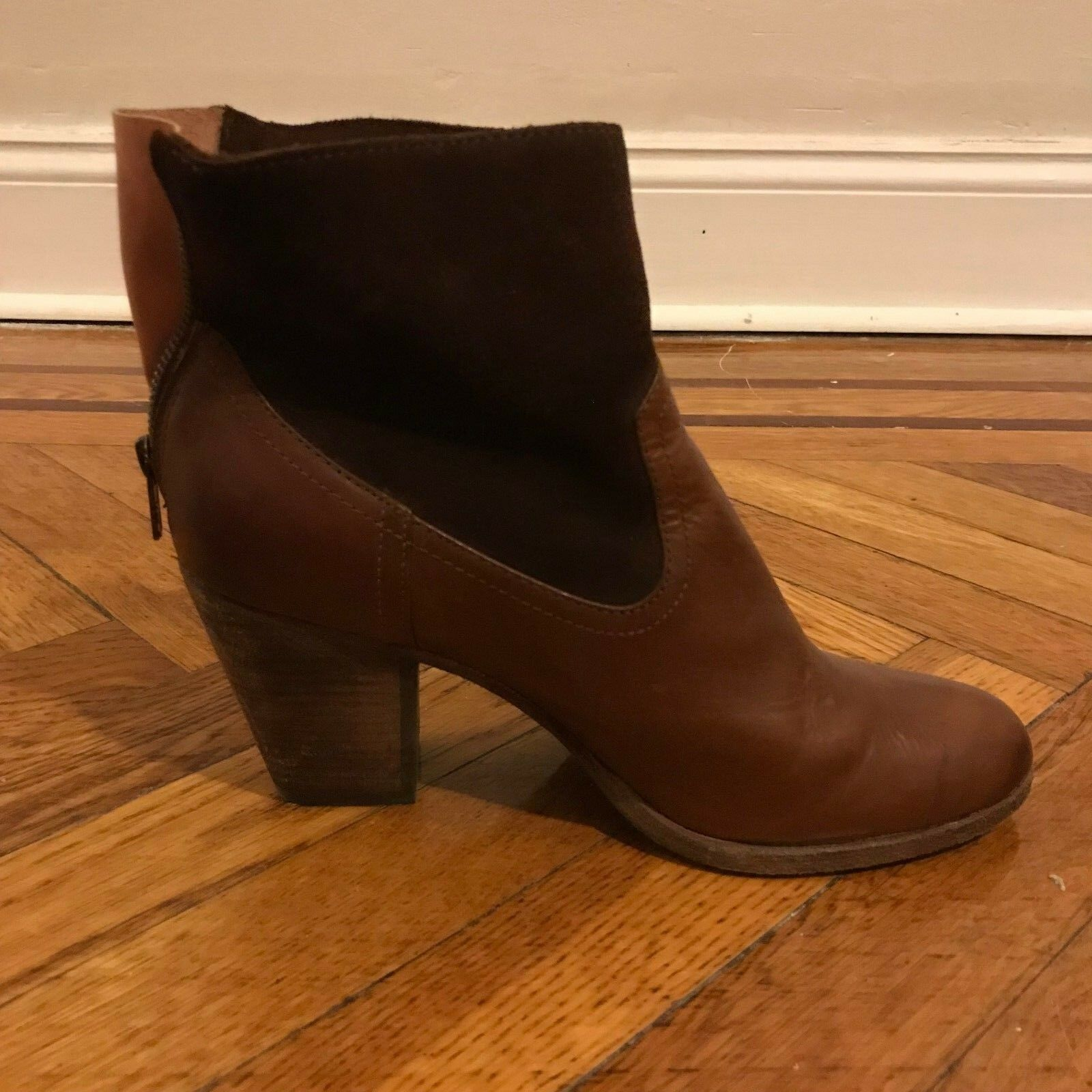 Frye Leather Booties (Womens Size 10)