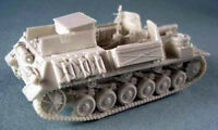 Milicast BG120 1/76 Resin WWII German 15cm Sig33 Sfl/ Widened/Extended Panzer II