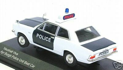 "wonderful Scottish policecar VAUXHALL VIVA /""POLICE/"""