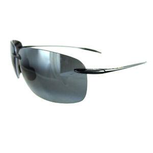 Occhiali Gloss sole Black Grey 422 02 Breakwall Maui Jim da 5qPnxp0
