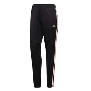 adidas-Women-039-s-Tiro-19-Training-Pants-Black-Glow-Pink-FJ9407