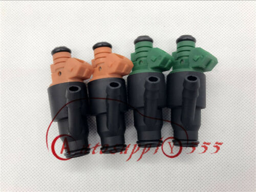 High Quality 4 pcs Fuel Injectors 0280150502 0280150504 For Kia Sportage 95-02