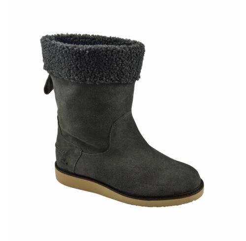Lacoste Ansell SRW dark grey Stiefel Boots grau