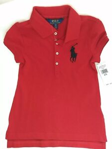 POLO-RALPH-LAUREN-RED-POLO-SHIRT-WITH-NAVY-EMBROIDERED-LOGO