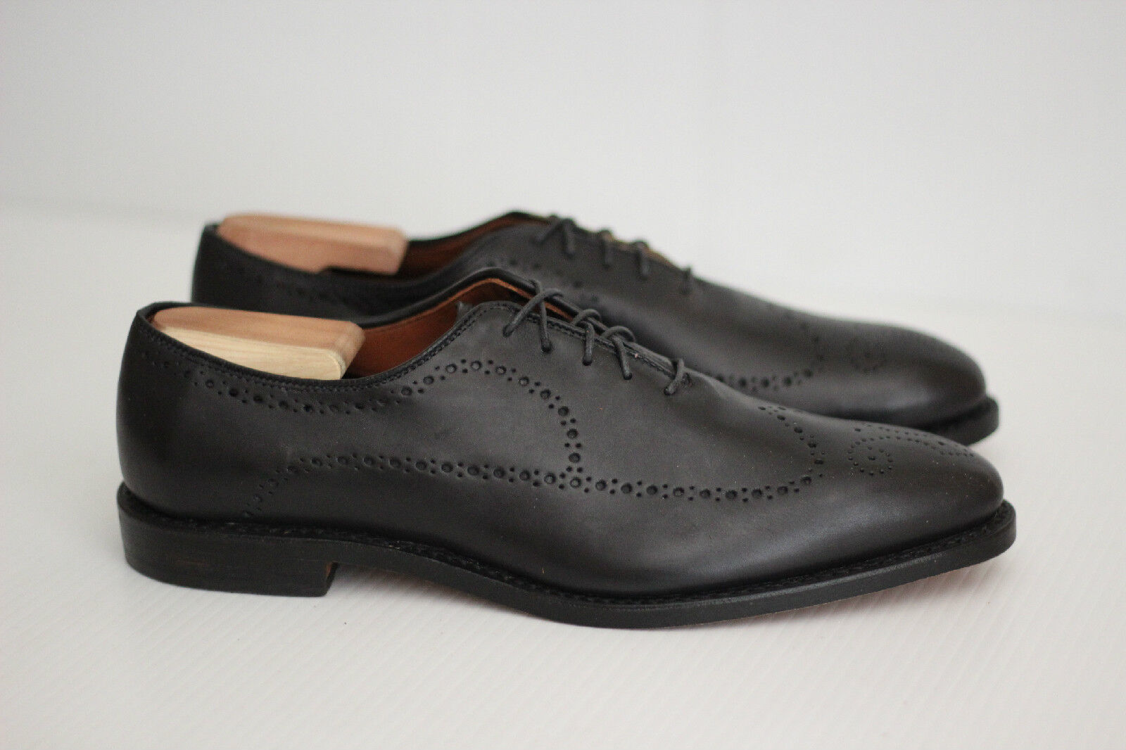NEW Allen Edmonds 'Fairfax' Oxford - nero - Dimensione 9 D  (W94)