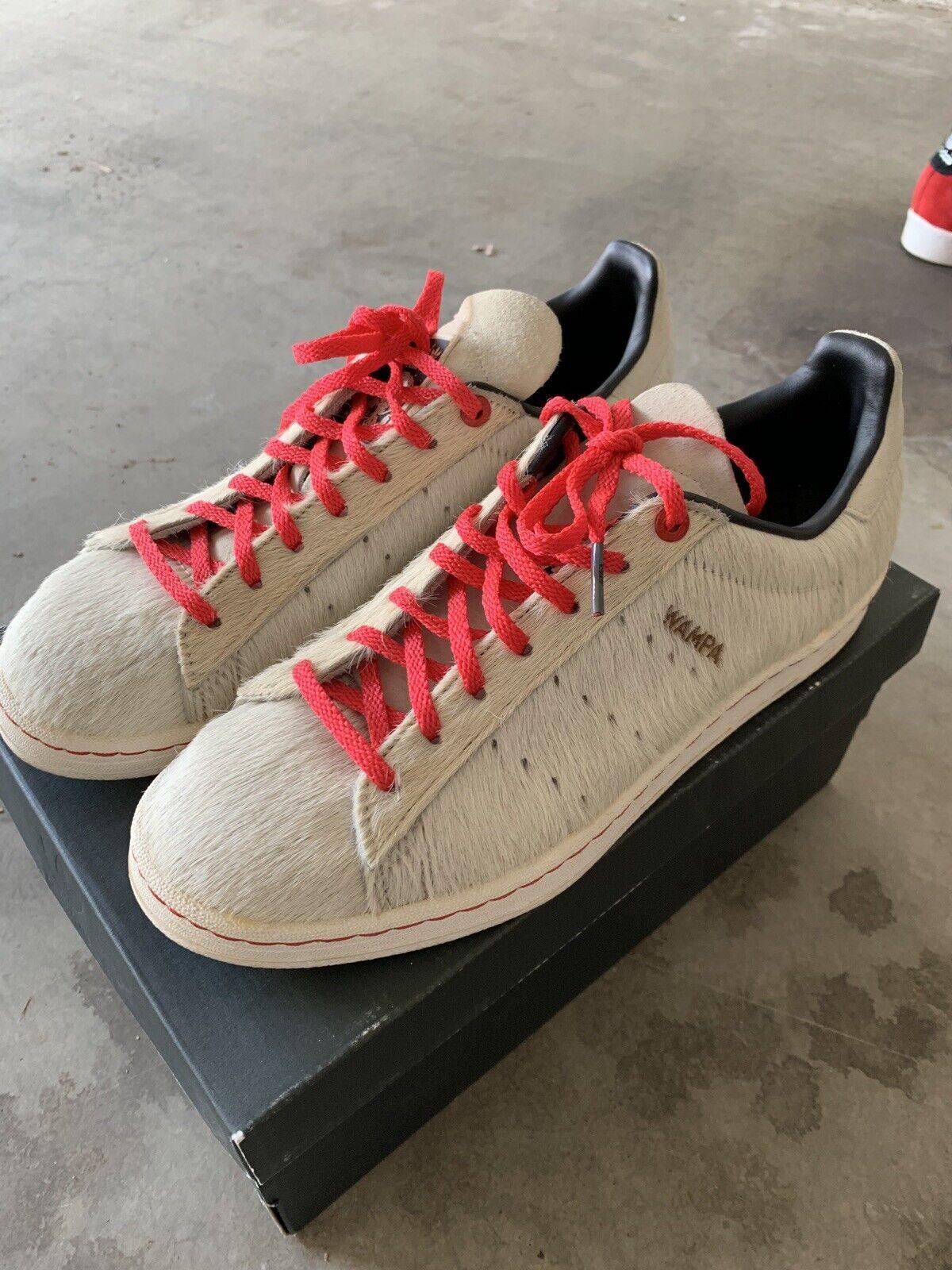 Adidas Originals Star Wars Wampa Campus 80 Size 7.5M