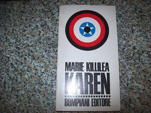 M-KILLILEA-KAREN-BOMPIANI-NARRATORI-MODERNI-ITALIANI-amp-STRANIERI-PER-SCUOLA-1975