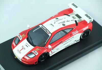 1//43 AutoBarn Models Decals McLaren F1 GTR San Miguel       #209