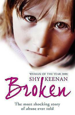 Broken by Shy Keenan, Acceptable Book (Paperback) Fast & FREE Delivery!