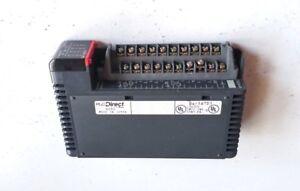 PLC DIRECT D4-16TD1  OUTPUT 5-24 VDC