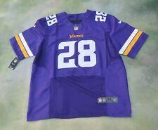 Nike Elite Adrian Peterson #28 Minnesota Vikings Authentic Jersey ...