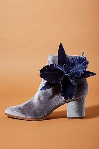 Mirah Boots New Cecelia York 7 Orchid Velvet qAR3Lc54j