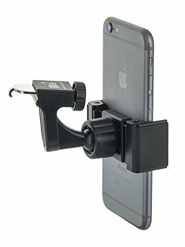 Square Jellyfish Jelly Grip Car Vent Mount For Smartphones Garmin