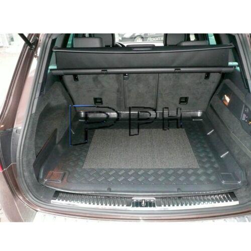 Kofferraumwanne VW Touareg 2 protector maletero tapis bac de coffre vasca baule