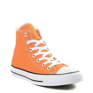 Converse-Chuck-Taylor-All-Star-Hi-Sneaker-Golden-Poppy-Mens-NEW