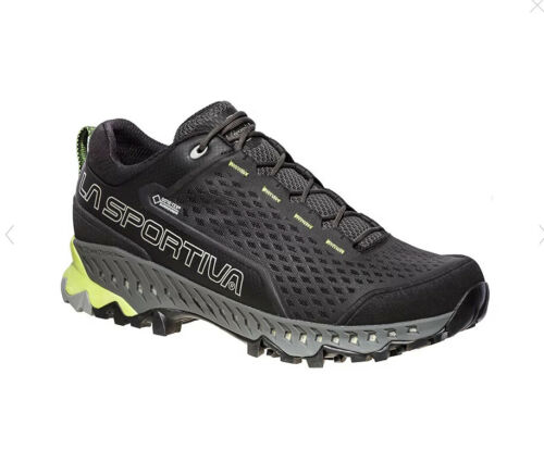 Scarpe uomo hiking La Sportiva SPIRE GTX surround carbon//apple green
