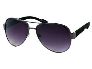 Herren Damen Sonnenbrille VIPER Pilotenbrille unisex Sunglasses V-1338 schwarz