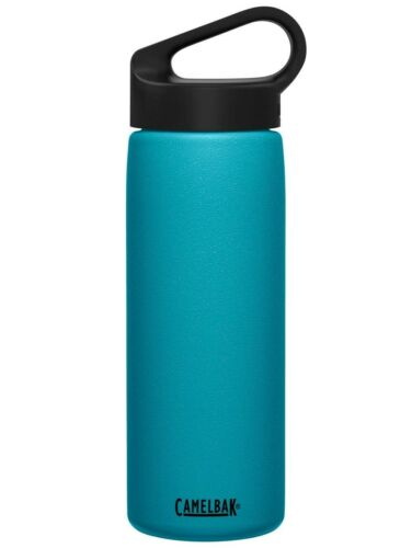 CAMELBAK CARRY CAP VACUUM INSULATED STAINLESS STEEL DRINK BOTTLE FLASK 600ml