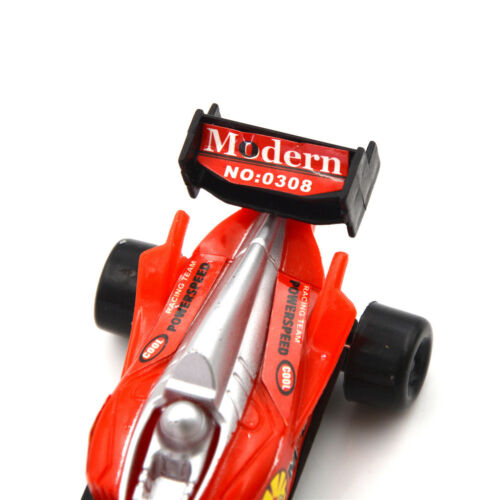 New Racing Models Automatic Shows F1 Equation Racing Car Pull Back Toys Cars KW