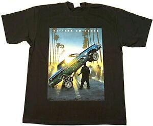 LOWRIDER-T-shirt-Urban-Streetwear-Adult-Men-039-s-Tee-100-Cotton-New