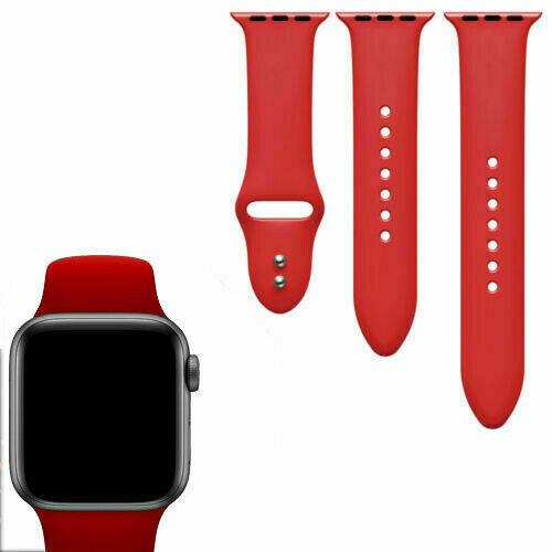 Correa Pulsera Brazalete Metalico Apple Watch Series 4 44mm Plata For Sale Online Ebay