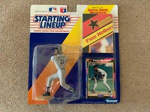 1992 FRED MCGRIFF ☆RARE☆ SAN DIEGO S.D. PADRES STARTING LINEUP
