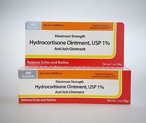 for penis Hydrocortisone redness on