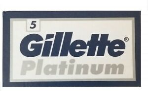 100-Gillette-Platinum-Double-Edge-Razor-Blades-Made-in-Russia