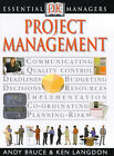 Project Management by Andrew Bruce, Steve Sleight, Ken Langdon (Paperback, 2000)