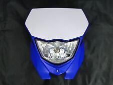 YAMAHA  WR YZ 125 250 450 F LAMP LIGHT FRONT HEADLIGHT Faro Fanale Maske Lampara