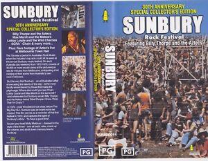SUNBURY-ROCK-FESTIVAL-BILLY-THORPE-AND-THE-AZTECS-VHS-PAL-VIDEO