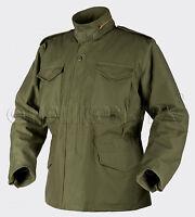Helikon Tex Us M65 Jacket Army M65 Reforger Jacket Olive Lined Xxxl Regular