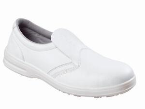 Details zu TEXXOR Arbeitsschuhe Sicherheitsschuhe (Küche,Industrie usw.)  weiß Schuh S2 6251