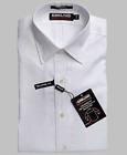 Kirkland Signature Men's Tailored Fit Dress Shirt, White
