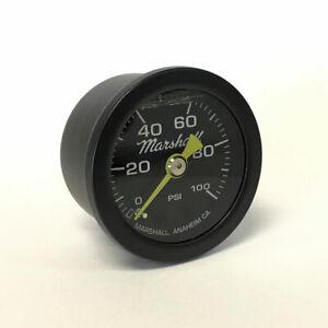 Marshall-1-5-034-Direct-Mount-Liquid-Filled-Fuel-Pressure-Gauge-MSG00100