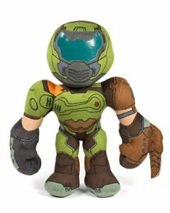 Doom Slayer Doomguy Marine Plush Figure Plushie 11 5 Doom Eternal