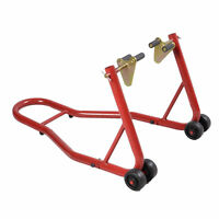 Motorcycle Stand Front Swingarm Lift Head Front Forklift Auto Bike Shop