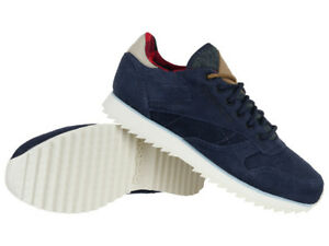 966096b12204d Image is loading Reebok-Classic-Leather-Trainers-Outdoor-Women-039-s-