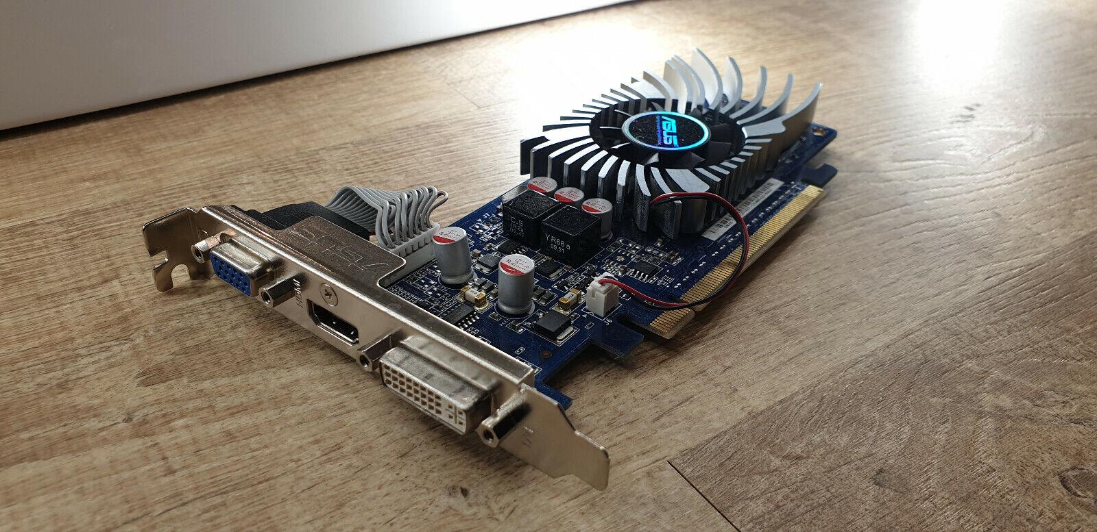 GPU ASUS GeForce 210 (512 MB) (EN210/DI/512MD2) Graphics Card HDMI DVI VGA