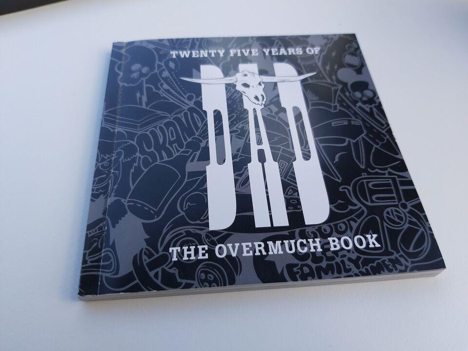 D.A.D.: The Overmuch Box, rock